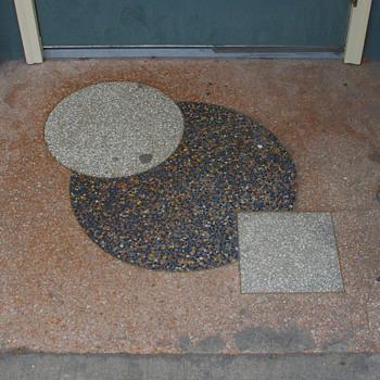Storefront Mosaic, Wilkes-Barrè, PA - Art Deco