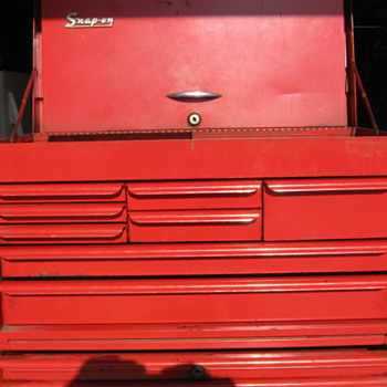 1958 Snap On KR-58A