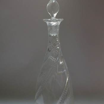 Stevens and Williams Decanter