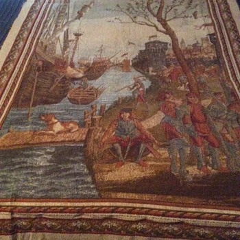 Tapestry  - Rugs and Textiles