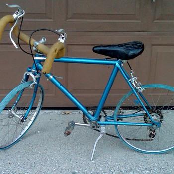 minature 5 speed road bike - Sporting Goods