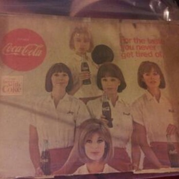 Coca Cola Calender