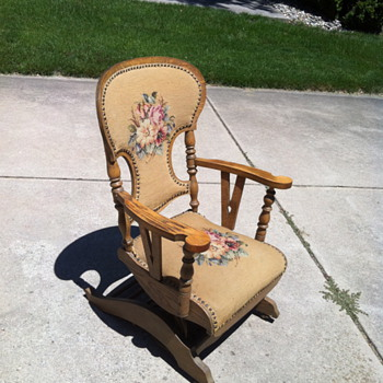 A.H Schram chair - Furniture