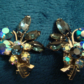 Clip On Earrings-Beaujewels - Costume Jewelry