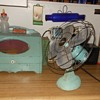 Eskimo Model 54R Electric Fan C irca 1950