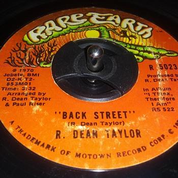 45 RPM SINGLE....#119 - Records