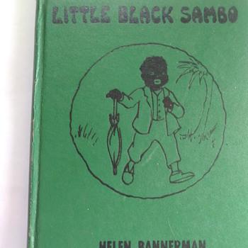 Little Black Sambo - Advertising