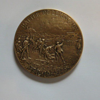 Battle of Lexington Commemorative Coin