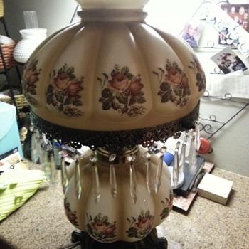 Grandmas old lamp