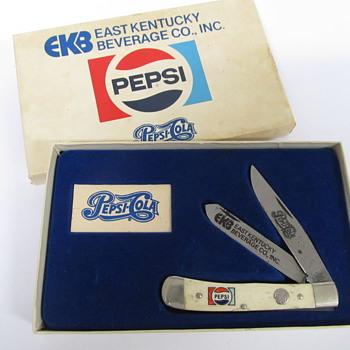 Pepsi-Cola EKB Pocket Knife