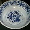 Chinese ? Blue & White Bowl