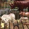 More Rhino Figurines