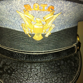 1920s or 30s University of South Carolina ROTC dress cap - Military and Wartime