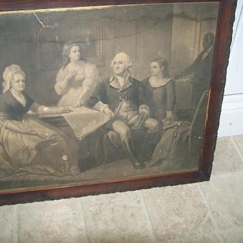 The Washington Family  pic in Mt Vernon Va - Photographs