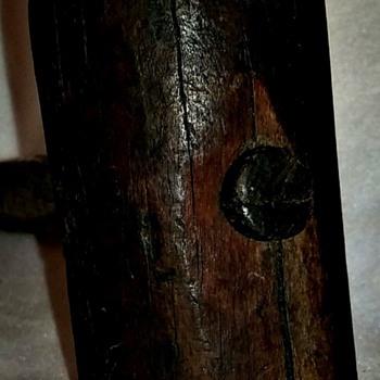 18th Century Wood Mallet