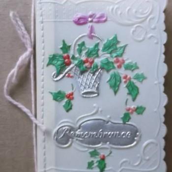 Christmas Card - Christmas