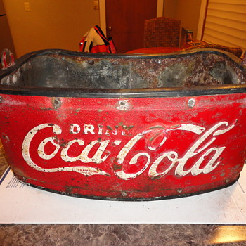 Ball Park Cooler - Coca-Cola