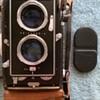 1961-1964-ricoh auto 66, twin lens camera -120 film.