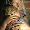 My Hubby's Favorite Mother & Child Statue