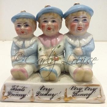 Conta & Boehme Fairing - Figurines