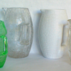 Going Back To Alfredo's Blog Pages About Czech Glass & A. Ruckl Design Pitcher Nizbor 1940s