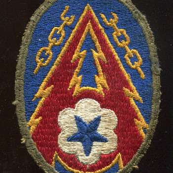 Military Patch of some kind!