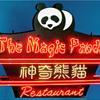 Vintage 1970's THE MAGIC PANDA RESTAURANT Neon Sign Asian Art *