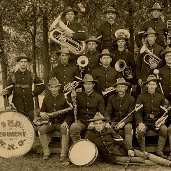 Brass Band - Military and Wartime