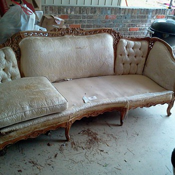 Deutsch Brothers sofa and chairs - Furniture