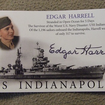 USS Indianapolis - Military and Wartime