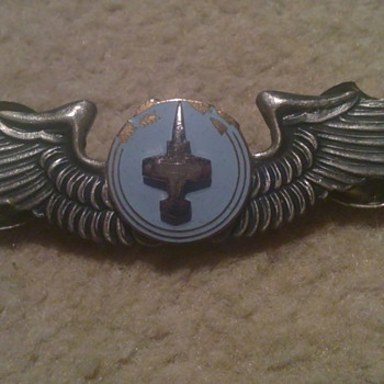 Flying Corps Badges - Medals Pins and Badges