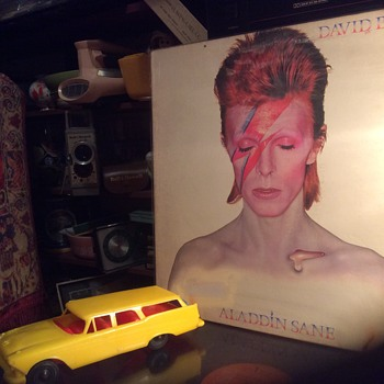 Will it take a lightning bolt to change In two  - Music Memorabilia