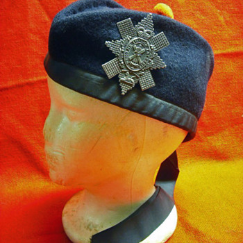 Black Watch Glengarry - Military and Wartime