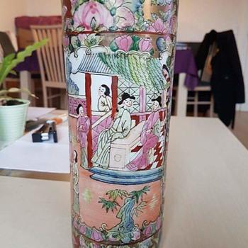 Beautiful vase - Asian