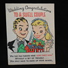 1948 Wedding Congradulations Card