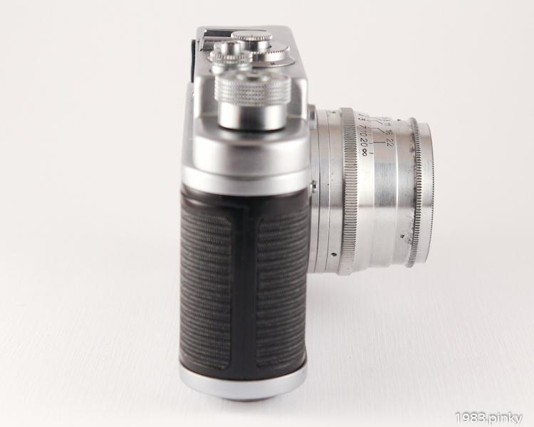 Jupiter 8 Lens