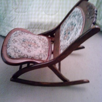 Does anyone know anything about this style chair?