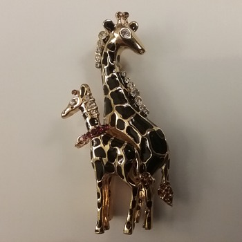 St John giraffes  - Animals