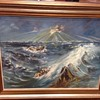 Oil painting- any info on artist ?