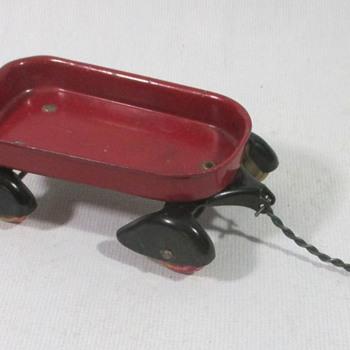Wyandotte Toy Wagon - Toys