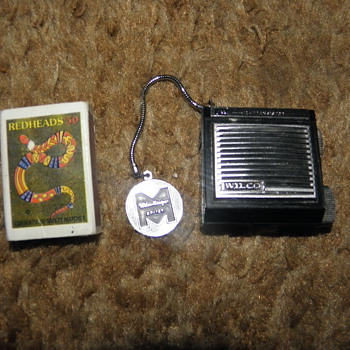 Wilco Transistor Radio