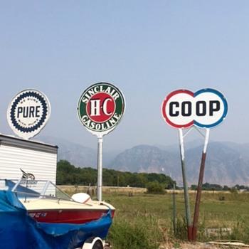 COOP Gasoline - Advertising