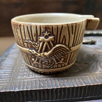 Anheuser Busch ash tray - Breweriana