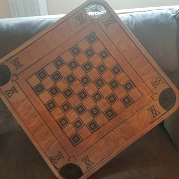 Game board looking for a year