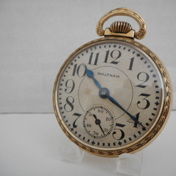 American Waltham Crescent Street - Pocket Watches