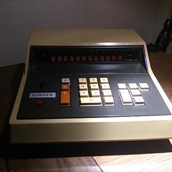 Awesome Nixie Tube Calculator - Friden 1115 - Electronics