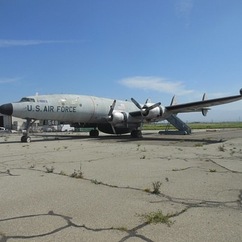 EC121 Constellation and More From Yanks Air Museum - Military and Wartime