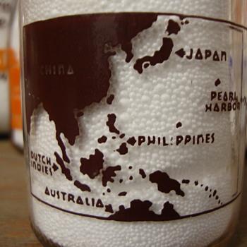 SPOKANE BOTTLE EXCHANGE 1/2 PINT WAR SLOGAN - Bottles