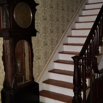 1816-1860 condliff clock - Clocks