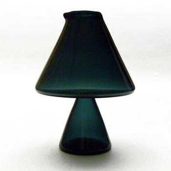 Jug designed by AimoOkkolin (Riihimäki Lasi, around 1959) - Art Glass